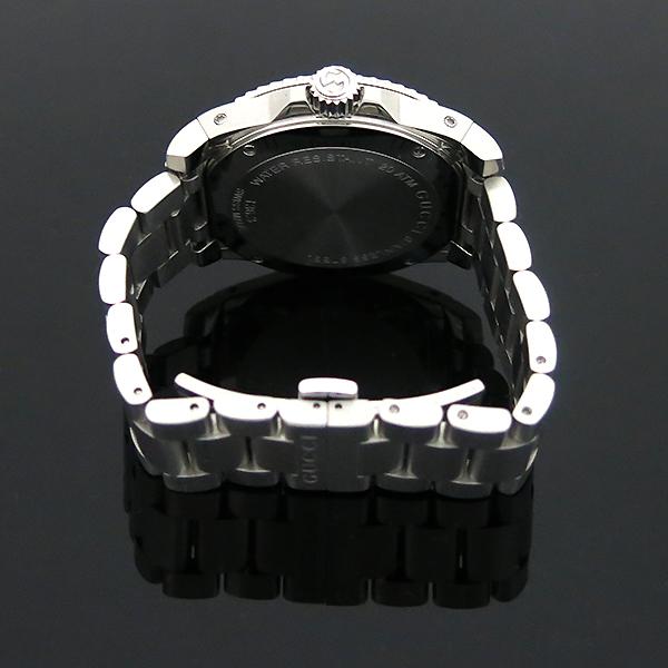 Gucci(구찌) YA136301 40MM 다이브 쿼츠 스틸 남성용 시계 [부산센텀본점] 이미지4 - 고이비토 중고명품