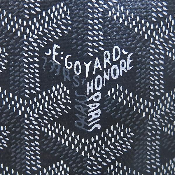 GOYARD(고야드) 그레이 컬러 VOLTAIRE (볼테르) 토트백 + 숄더스트랩 [부산센텀본점] 이미지3 - 고이비토 중고명품
