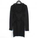 DSQUARED2(디스퀘어드) 72CT388 블랙 장식 여성용 긴팔 티셔츠 [강남본점]