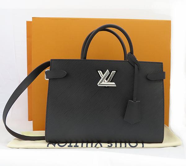 Louis Vuitton(루이비통) M54810 블랙컬러 에삐 트위스트 토트+숄더스트랩 [잠실점]