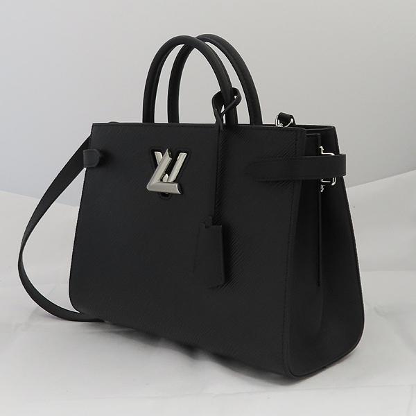 Louis Vuitton(루이비통) M54810 블랙컬러 에삐 트위스트 토트+숄더스트랩 [잠실점] 이미지3 - 고이비토 중고명품