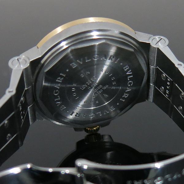 Bvlgari(불가리) LCV38SG DIAGONO(디아고노) 38MM 18K 옐로우골드 콤비 오토매틱 남성용 시계 [대구동성로점] 이미지5 - 고이비토 중고명품