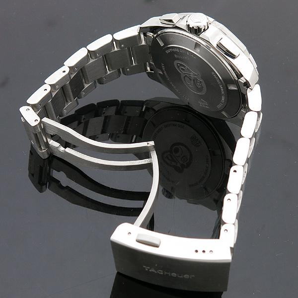 Tag Heuer(태그호이어) CAY111B AQUARACER 아쿠아레이서 블루 다이얼 크로노그래프 쿼츠 스틸 남성용시계 [인천점] 이미지5 - 고이비토 중고명품