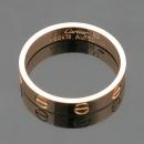 Cartier(까르띠에) B4085052 18K 핑크골드 미니 러브링 반지-52호 [인천점]
