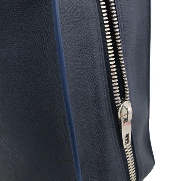 Balenciaga(발렌시아가) 420212 PAPIER(파피에르) 네이비 컬러 토트백 + 보조거울 [대구반월당본점] 이미지4 - 고이비토 중고명품