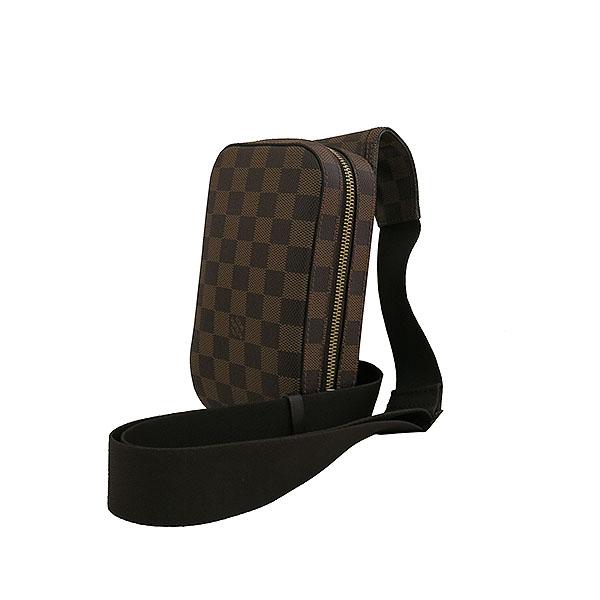 Louis Vuitton(루이비통) N51994 다미에 에벤 게로니모스 크로스백 [대구동성로점] 이미지3 - 고이비토 중고명품