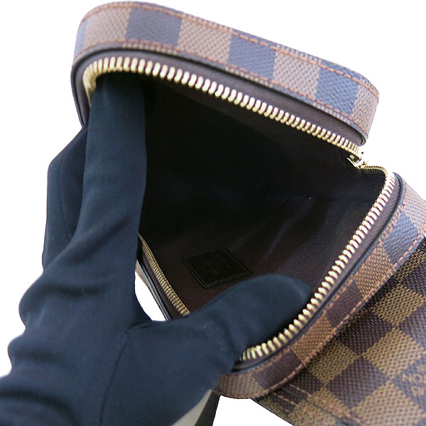 Louis Vuitton(루이비통) N51994 다미에 에벤 게로니모스 크로스백 [대구동성로점] 이미지4 - 고이비토 중고명품