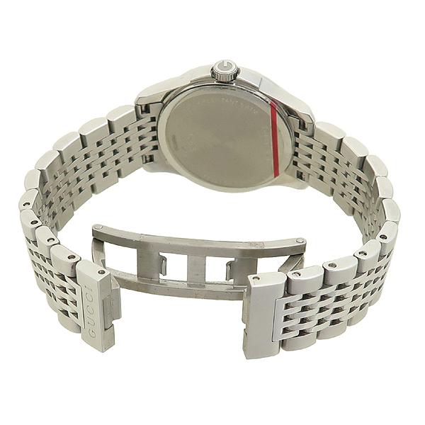 Gucci(구찌) 126.5 G-TIMELESS 베젤 다이아 여성용 스틸 시계 [강남본점] 이미지3 - 고이비토 중고명품