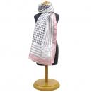 Dior(크리스챤디올) 100% 실크 로고 패턴 스카프 [강남본점]