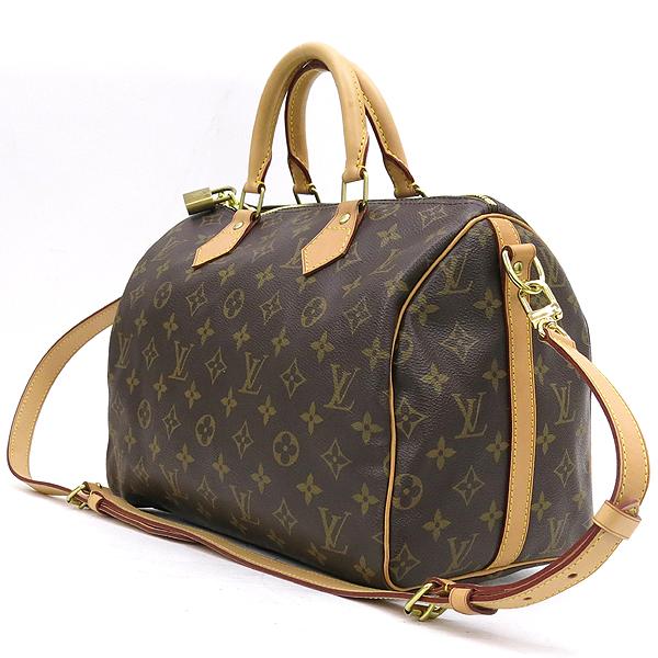 Louis Vuitton(루이비통) M40391 모노그램 캔버스 스피디 반둘리에 30 토트백+숄더스트랩 2way [강남본점] 이미지2 - 고이비토 중고명품