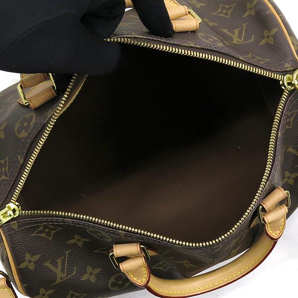 Louis Vuitton(루이비통) M40391 모노그램 캔버스 스피디 반둘리에 30 토트백+숄더스트랩 2way [강남본점] 이미지3 - 고이비토 중고명품