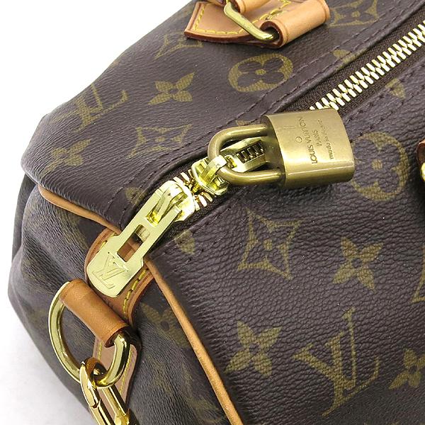 Louis Vuitton(루이비통) M40391 모노그램 캔버스 스피디 반둘리에 30 토트백+숄더스트랩 2way [강남본점] 이미지4 - 고이비토 중고명품