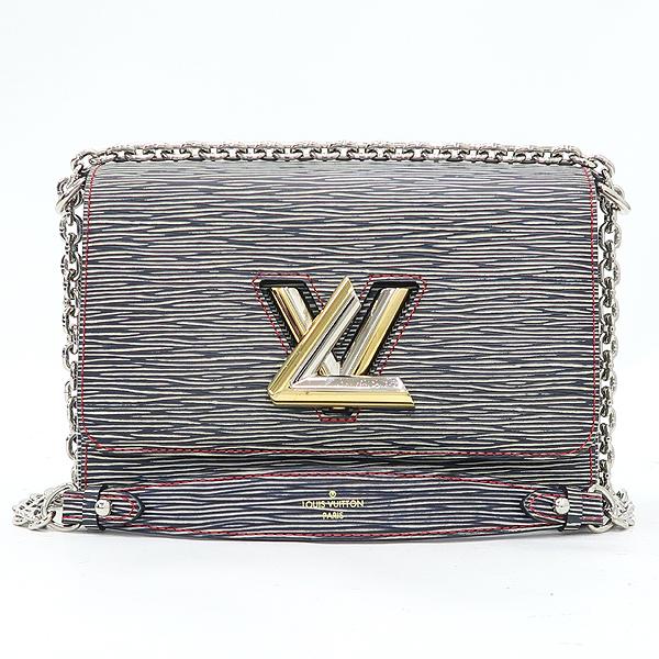 Louis Vuitton(루이비통) M50272 에삐 다크 데님 컬러 트위스트 MM 시그니처 LV 트위스트 락 체인 플랩 크로스백 [강남본점]