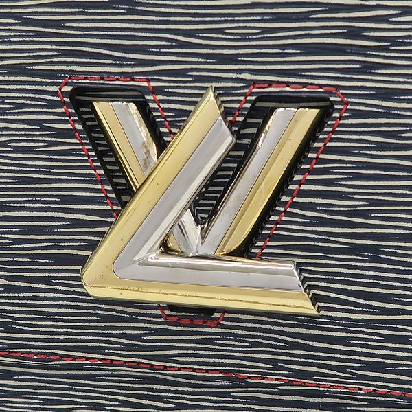 Louis Vuitton(루이비통) M50272 에삐 다크 데님 컬러 트위스트 MM 시그니처 LV 트위스트 락 체인 플랩 크로스백 [강남본점] 이미지3 - 고이비토 중고명품