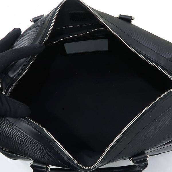 Louis Vuitton(루이비통) M42392 블랙 컬러 에삐 Bourget (부켓) 토트백 + 숄더스트랩 [강남본점] 이미지5 - 고이비토 중고명품