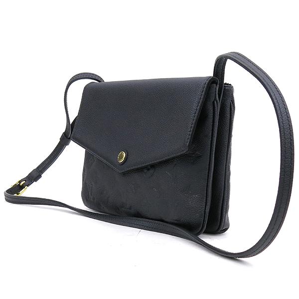 Louis Vuitton(루이비통) M50258 모노그램 앙프렝뜨 NOIR 포쉐트 트와이스 크로스백 [강남본점] 이미지2 - 고이비토 중고명품