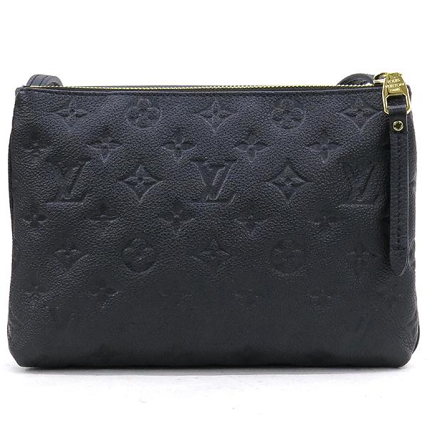 Louis Vuitton(루이비통) M50258 모노그램 앙프렝뜨 NOIR 포쉐트 트와이스 크로스백 [강남본점] 이미지3 - 고이비토 중고명품