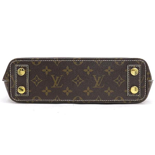 Louis Vuitton(루이비통) M40596 모노그램 캠버스 화이트 디테일 골드메탈 브레이슬릿 LOCKIT 락킷 클러치[시즌컬렉션] [강남본점] 이미지3 - 고이비토 중고명품
