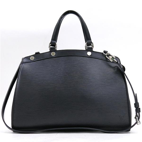 Louis Vuitton(루이비통) M40329 에삐 NOIR 블랙 브레아 MM 토트백 + 숄더스트랩 2WAY [강남본점]