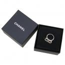 Chanel(샤넬) A64894Y02003 COCO로고 크리스탈 장식 반지 - 12호 [강남본점]