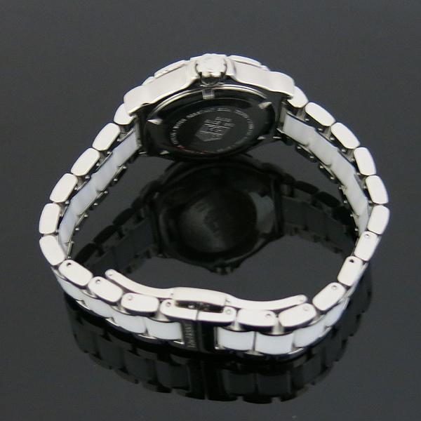 Tag Heuer(태그호이어) WAH1213 BA0861 다이아 화이트세라믹 포뮬러 1  여성용 쿼츠 시계 [대구동성로점] 이미지4 - 고이비토 중고명품