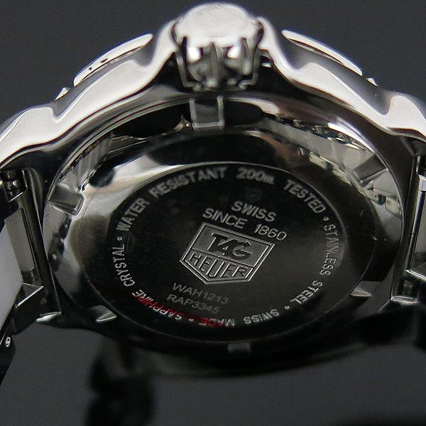 Tag Heuer(태그호이어) WAH1213 BA0861 다이아 화이트세라믹 포뮬러 1  여성용 쿼츠 시계 [대구동성로점] 이미지5 - 고이비토 중고명품