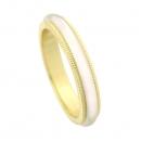 티파니 밀그레인 반지