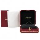 Cartier(까르띠에) B4058760 18K 화이트골드 라니에르 1포인트 다이아 반지 - 21호 [강남본점]