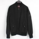 MOOSEKNUCKLES(무스너클) 17MKK7116LBH 블랙 컬러 짚업 여성용 자켓 [잠실점]