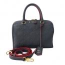 Louis Vuitton(루이비통) M43501 모노그램 앙프렝뜨 마린 라우지 반둘리에 스피디 25 토트백 + 숄더스트랩 2WAY [잠실점]