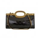 Louis Vuitton(루이비통) M91995 모노그램 베르니 아마랑뜨 룩스부리 드라이브 2WAY [동대문점]
