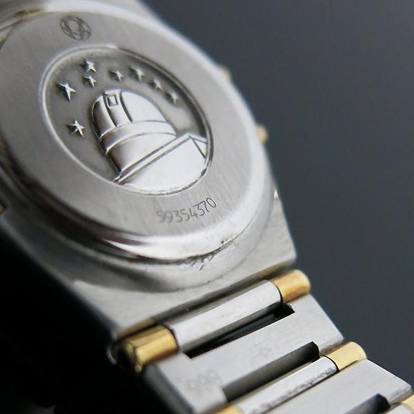 Omega(오메가) 18K 콤비 CONSTELLATION(컨스틸레이션) 하프바 자개판 여성용 시계 [부산센텀본점] 이미지7 - 고이비토 중고명품