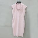 Dior(크리스챤디올) 실크 혼방 핑크 컬러 여성용 원피스 [부산센텀본점]