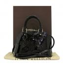 Louis Vuitton(루이비통) M91678 모노그램 베르니 알마BB 토트백 + 숄더스트랩 [부산센텀본점]