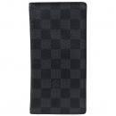 Louis Vuitton(루이비통) N62227 다미에 그라파이트 캔버스 롱 월릿 장지갑 [강남본점]