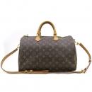 Louis Vuitton(루이비통) M40392 모노그램 캔버스 반둘리에 스피디 35 토트백+숄더스트랩 2WAY [강남본점]