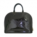 Louis Vuitton(루이비통) M93595 모노그램 베르니 아마랑뜨 알마 GM 토트백 [동대문점]