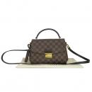 Louis Vuitton(루이비통) N53000 다미에 에벤 캔버스 크로아제트 2WAY [동대문점]