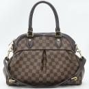 Louis Vuitton(루이비통) N51997 다미에 에벤 캔버스 트레비 PM 토트백 + 숄더스트랩 2WAY [강남본점]