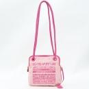 Louis Vuitton(루이비통) ARTCLES DE VOVYAGE 핑크 레더 트리밍 숄더백 [강남본점]