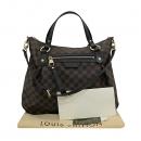Louis Vuitton(루이비통) N41131 다미에 에벤 캔버스 에보라 MM 토트백 + 숄더스트랩 2WAY [부산센텀본점]
