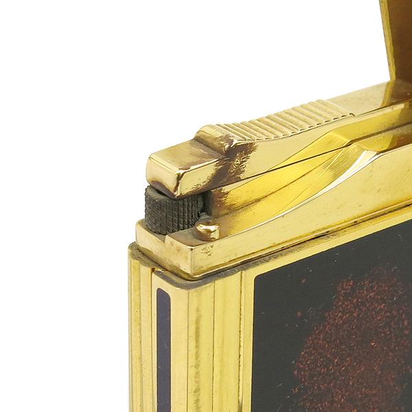 Dupont(듀퐁) 라인2 골드메탈 옻 칠 라이터 [강남본점] 이미지3 - 고이비토 중고명품