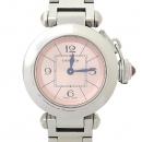 Cartier(까르띠에) W3140008 핑크 미스 파샤 스틸 여성용 시계 [강남본점]