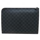 Louis Vuitton(루이비통) N41501 다미에 그라피트 캔버스 포쉐트 주르 GM 클러치 [인천점]