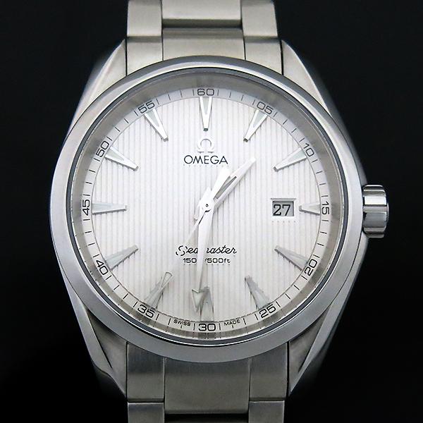Omega(오메가) 231.10.39.61.02.001 SEAMASTER (시마스터) AQUA TERRA (아쿠아테라) 39MM 스틸 남성용 쿼츠 시계 [부산센텀본점]