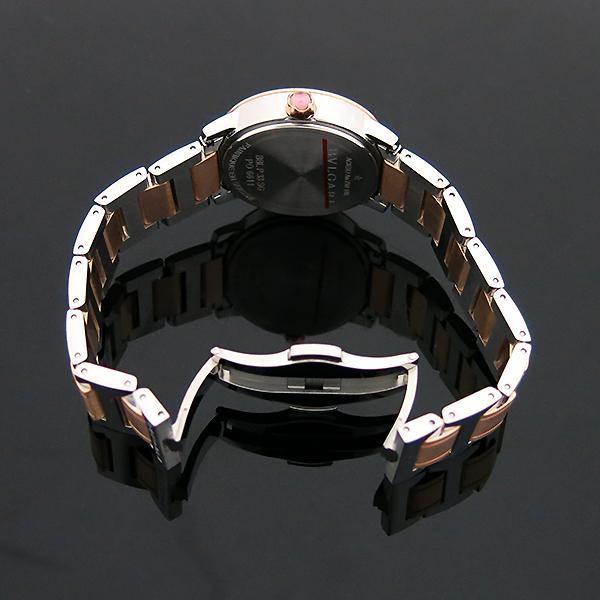 Bvlgari(불가리) BBL33WSPG BVLGARI BVLGARI(불가리불가리) 18K 로즈골드 12포인트 다이아 로즈골드 콤비 여성용시계 [부산센텀본점] 이미지5 - 고이비토 중고명품