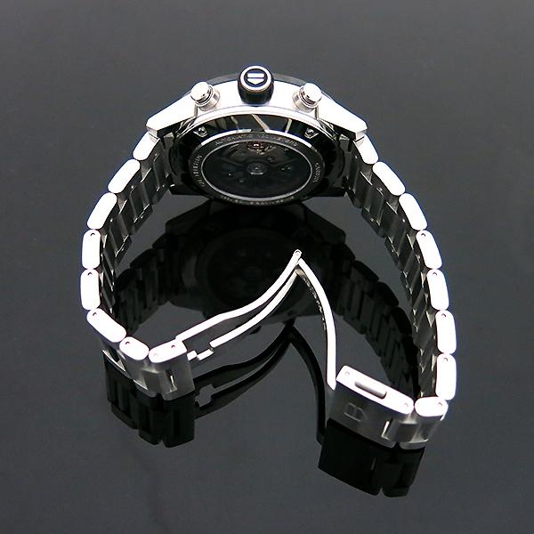 Tag Heuer(태그호이어) CAR2A1W-0 CARRERA(까레라) 크로노그래프 오토매틱 스켈레톤 스틸 남성용 시계 [부산센텀본점] 이미지5 - 고이비토 중고명품