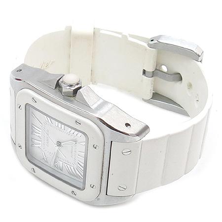 Cartier(까르띠에) W20122U2 산토스100 주년기념 오토매틱 시계  [대전본점] 이미지2 - 고이비토 중고명품