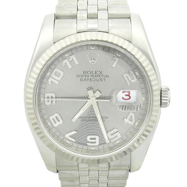Rolex(로렉스) 116234 스틸 DATEJUST(데이저스트) 남성용 시계 [강남본점] 이미지2 - 고이비토 중고명품