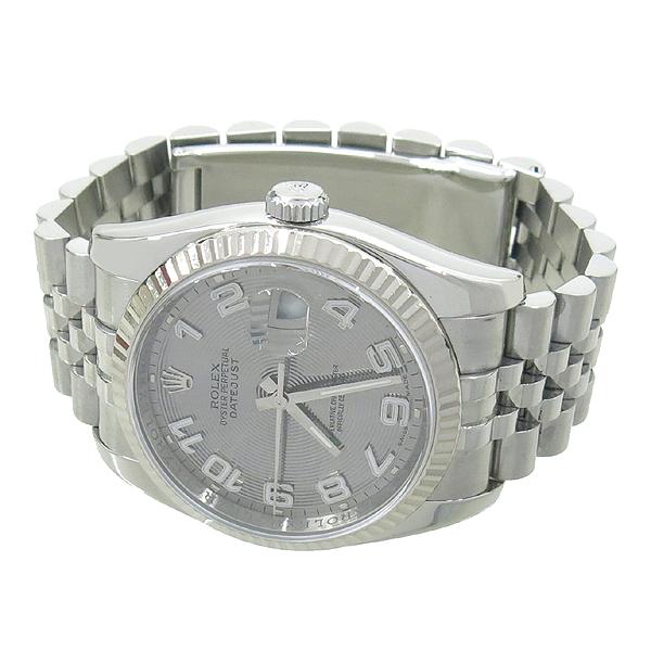 Rolex(로렉스) 116234 스틸 DATEJUST(데이저스트) 남성용 시계 [강남본점] 이미지3 - 고이비토 중고명품